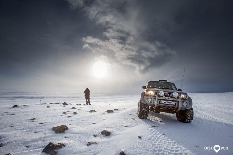 South Coast 4x4 Snow Super Jeep