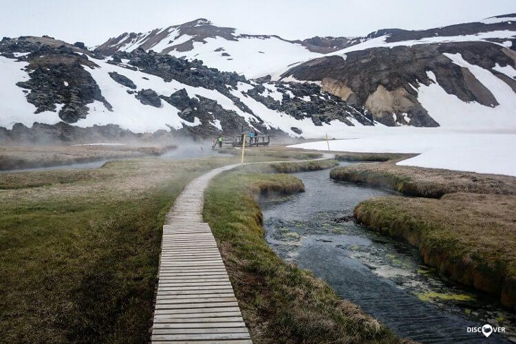 Landmannalaugar hot pools