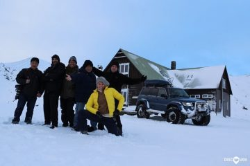 Landmannalaugar Winter Small Group Deluxe Tour