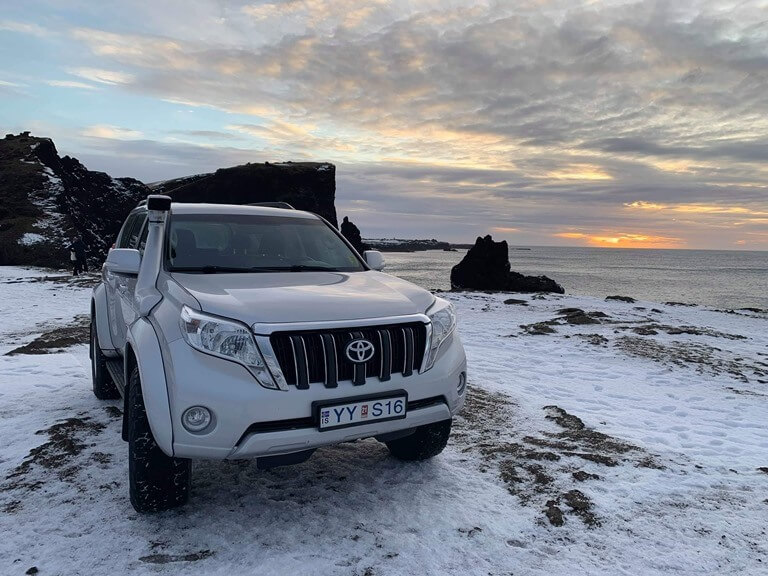 Enrich Your Wanderlust By Exploring Mystic Iceland With A Fleet Of Powerful Jeeps