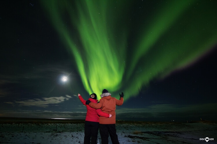 Northern Lights Galore Iceland Excursion
