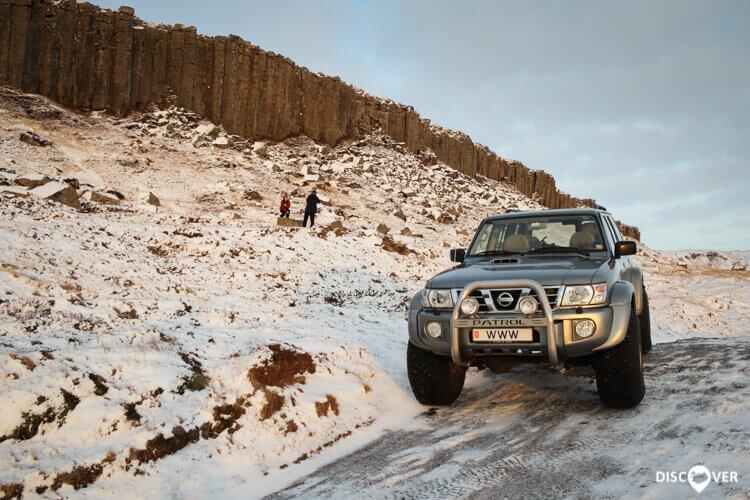 Snæfellsnes super jeep