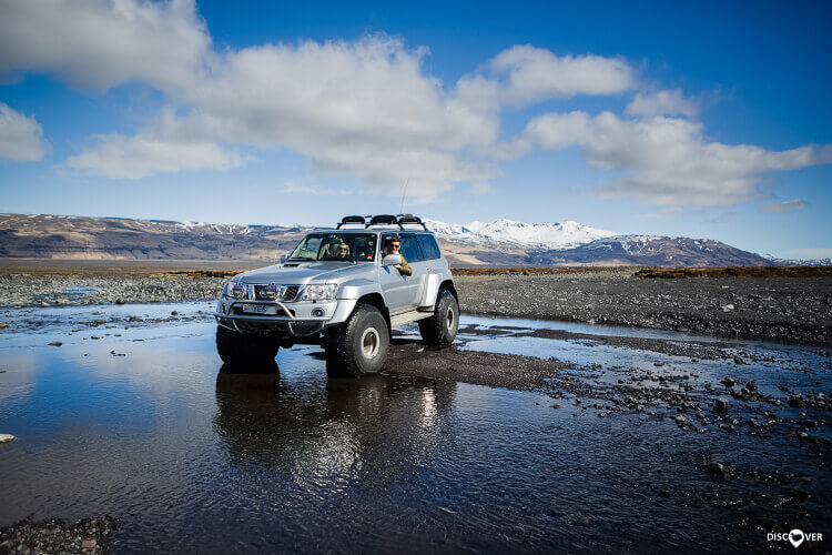 Iceland Jeep Adventures