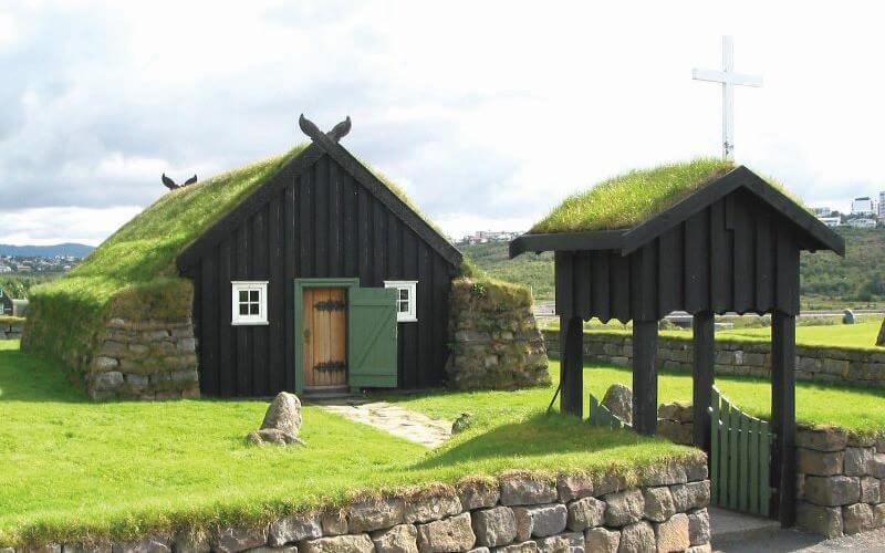 Arbaer Open Air Museum ~ Discover Iceland | Iceland Private Tours ...