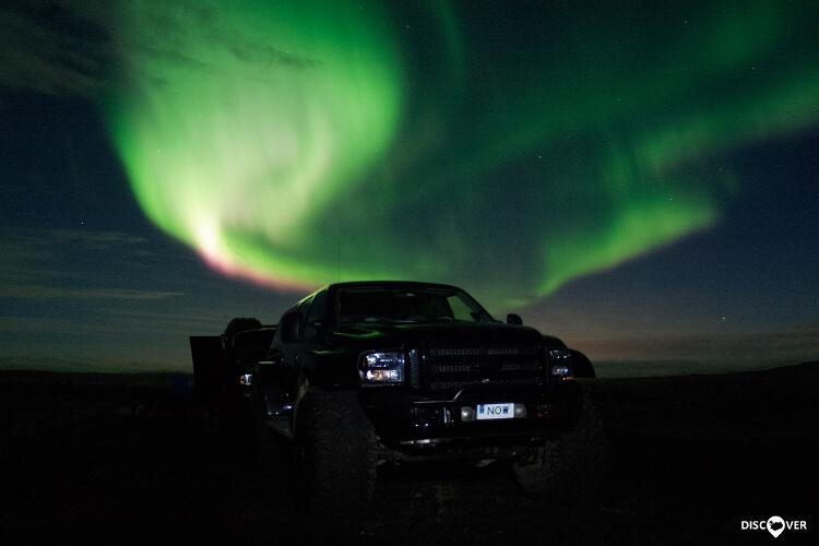How to make Northern Lights