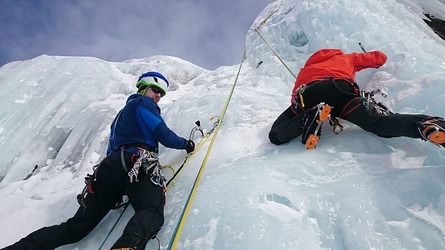 Adventurous Activities in Iceland - Ice Climbing