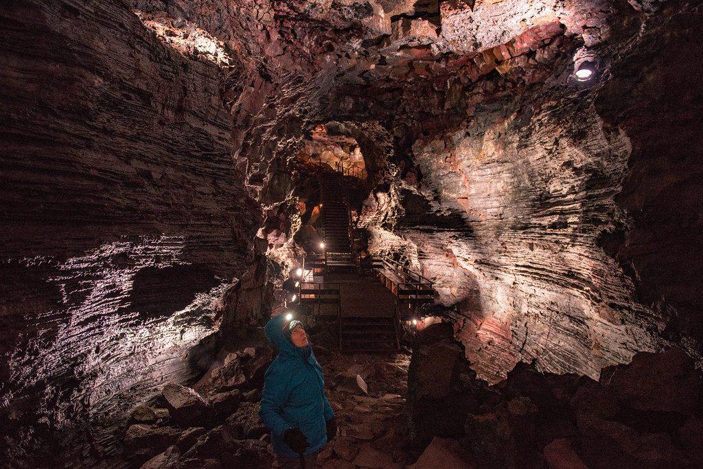 Adventurous Activities in Iceland - Lava Tunnel