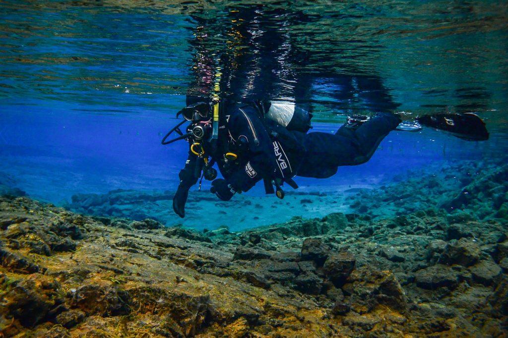 Adventurous Activities in Iceland - Scuba Diving