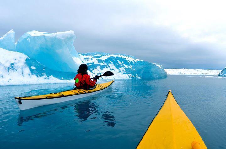 Adventurous Activities in Iceland - Sea Kayaking
