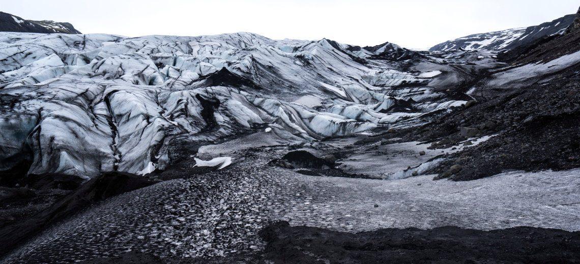 Myrdalsjökull Glacier & Katla Volcano