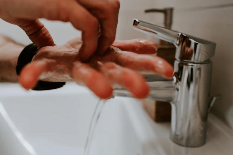 Maintaining hygiene is a habit