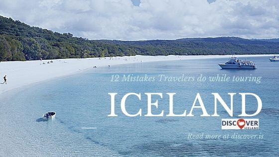 Iceland tourists