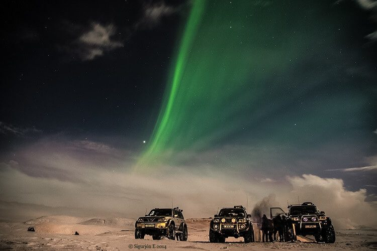 Private Tours for Northern Lights