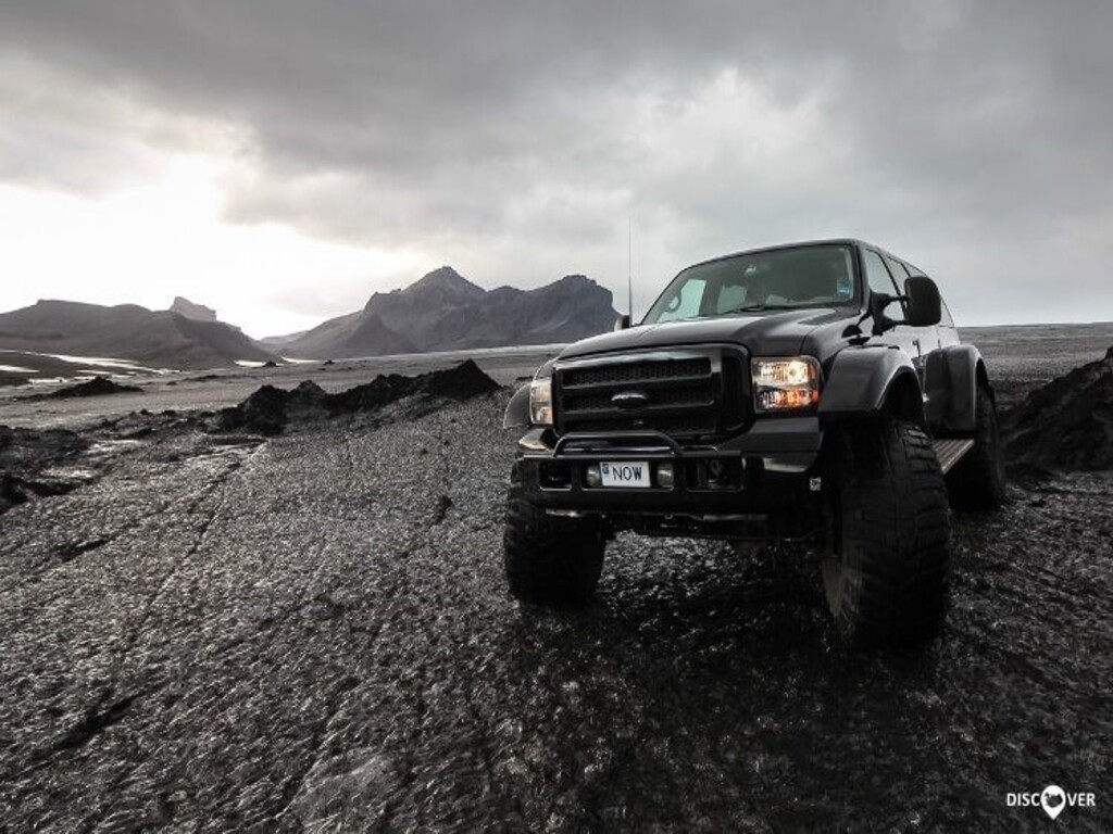 Why you should get around Iceland in Iceland Super Jeep