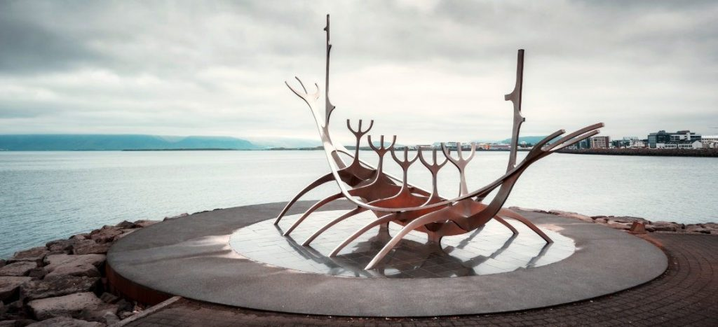 Getting immersed in the magnificence of Reykjavik