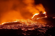 Witness the Fascinating Volcano at Iceland