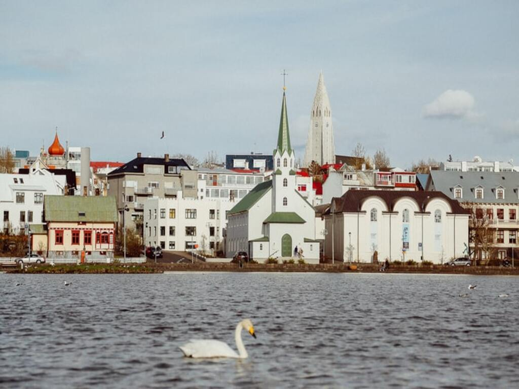 Reykjavik where you can travel and explore the cultural traditions